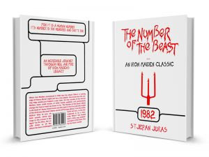 THE NUMBER OF THE BEAST - BOOK